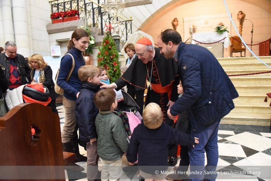La Fundación Casa de la Familia y la Vicaría de Evangelización convocan el I Premio de Relatos que resalten la belleza de la familia