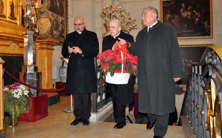 Acción de Gracias del arzobispo de Alepo