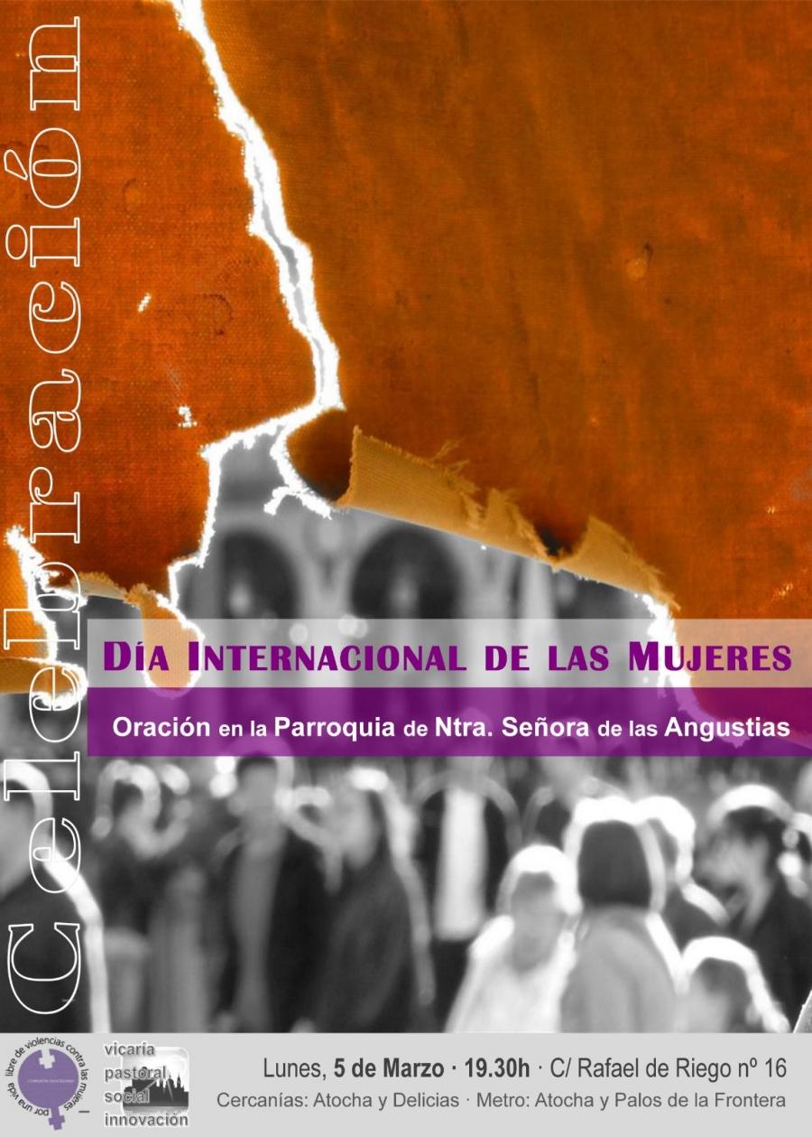Eucaristía -  Día internacional de las mujeres