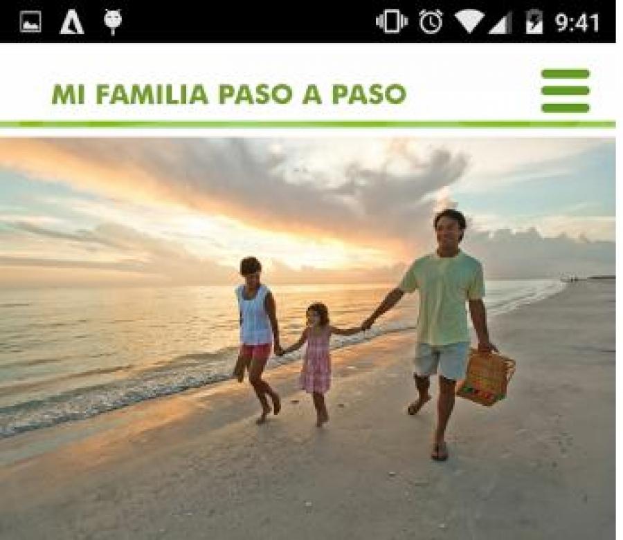 App Construye tu familia (Delegación de Pastoral Familiar)