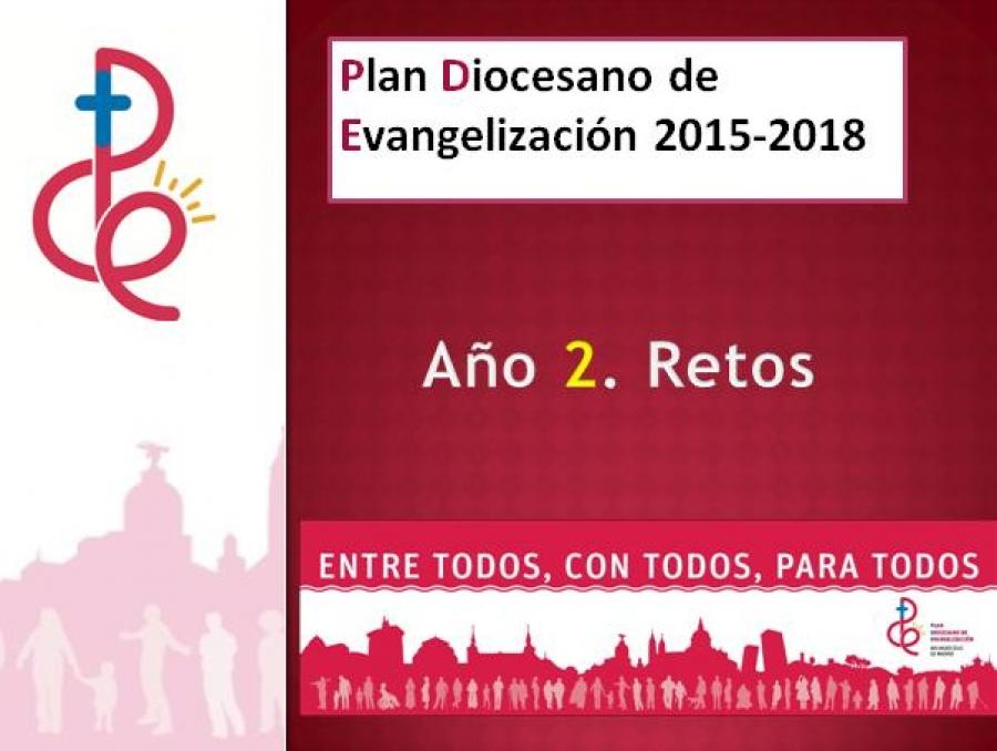 Plan Diocesano de Evangelización - Año Segundo