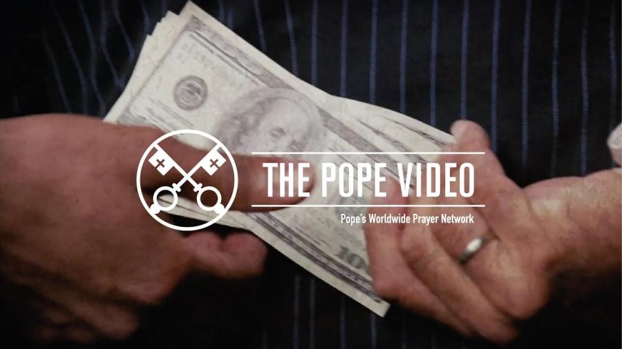 Vídeo del Papa -  Febrero 2018