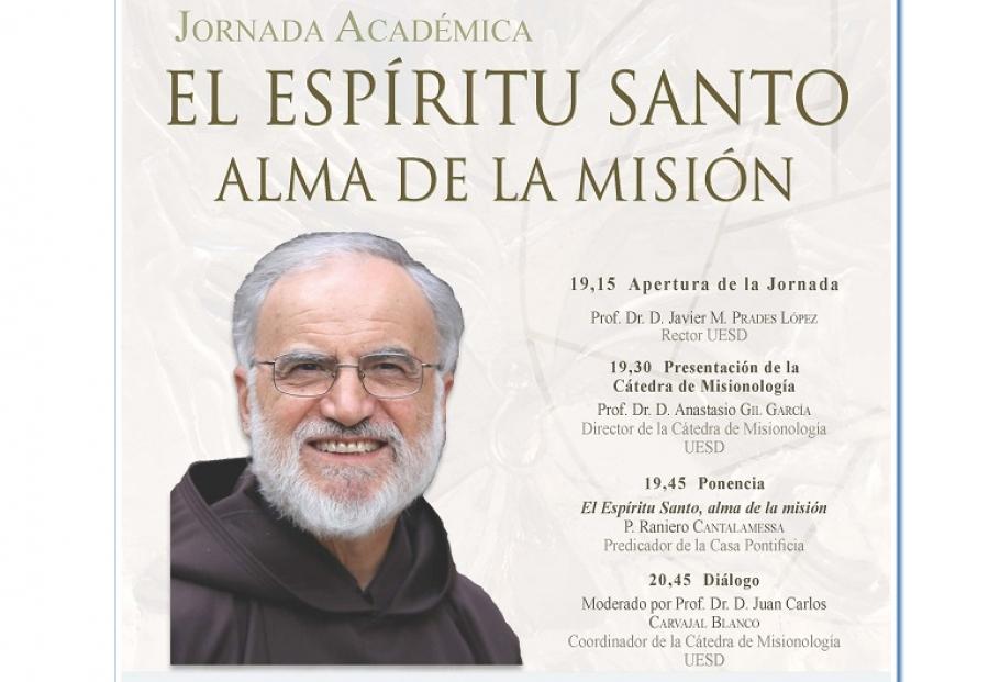 """""""El Espíritu Santo, alma de la misión"""""""
