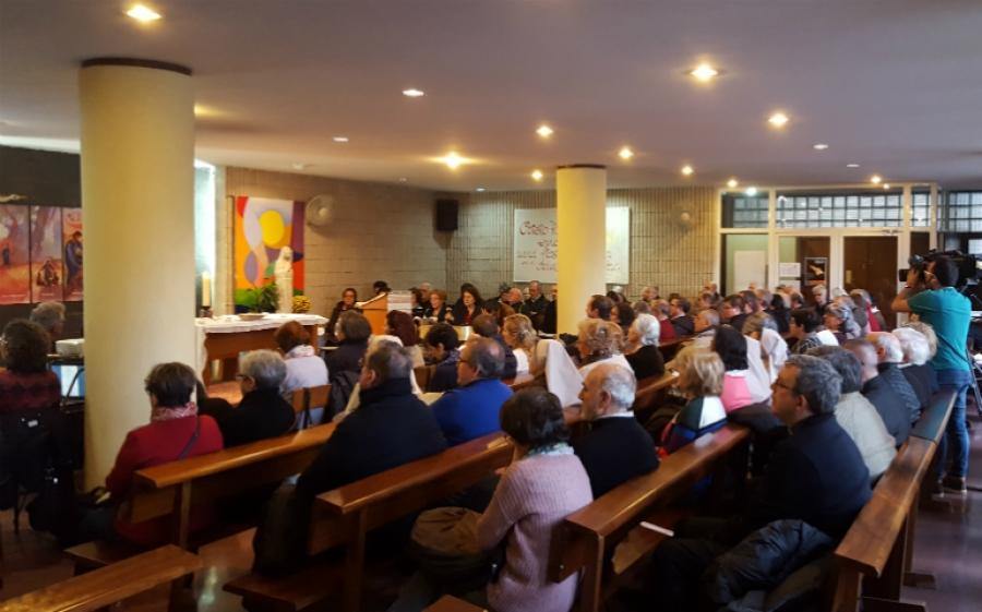 Primer encuentro de la Comisión diocesana por la Comunión