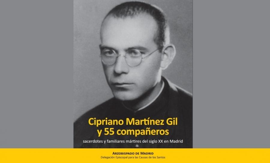 Apertura de la causa de canonización de Cipriano Martínez Gil y 55 mártires del siglo XX en Madrid