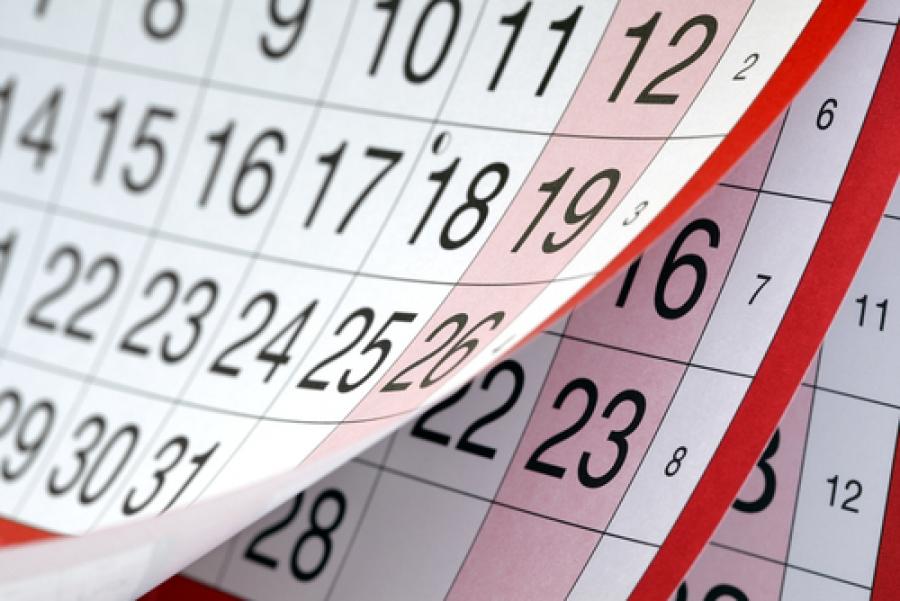 Calendario Año 3 PDE
