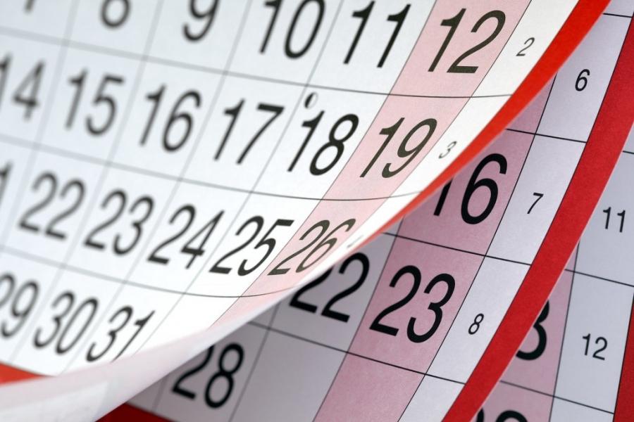 Calendario Pastoral de la Archidiócesis de Madrid