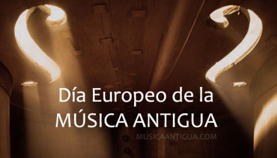 Día Europeo de Música Antigua