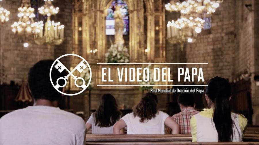 Vídeo del Papa - Parroquias al servicio de la misión (septiembre 2017)