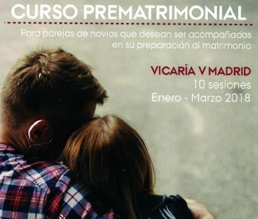 Curso Prematrimonial Vicaría V