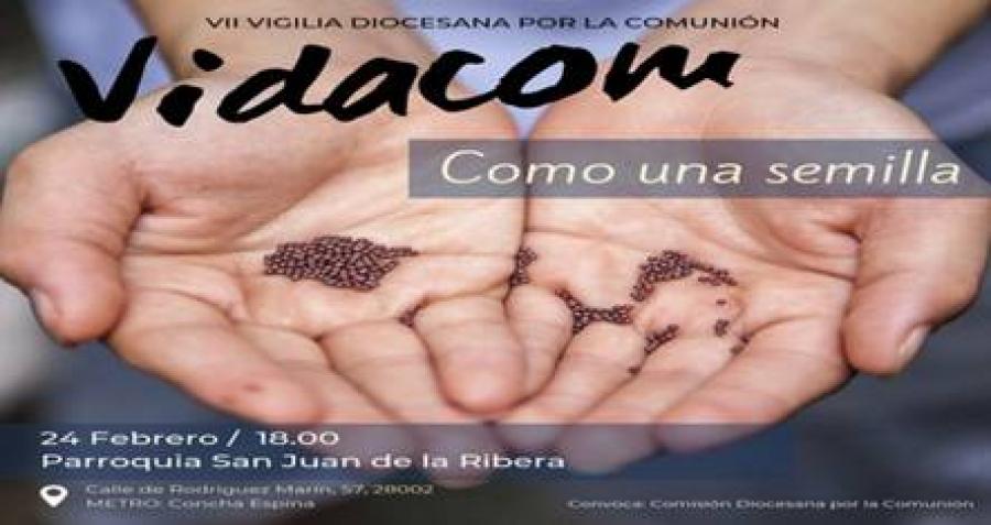 VII Vigilia Diocesana por la comunión - Vicaría I