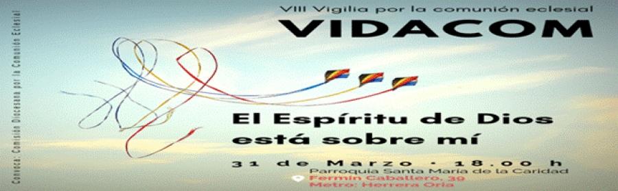 VIII Vigilia Diocesana por la Comunión - Vicaría VIII